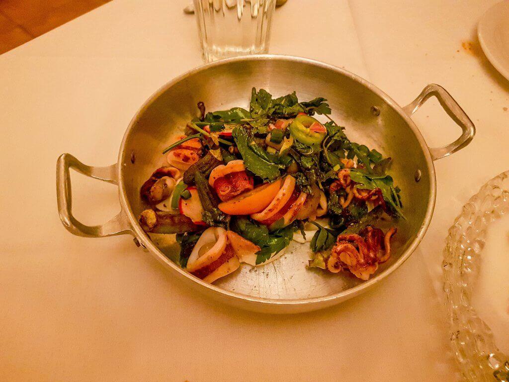 מסעדת אלומה ביסטרו מעלות תחשיחא גליל מערבי
